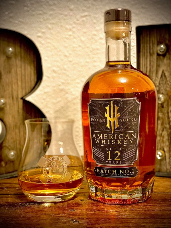 Hooten Young American Whiskey Batch 1 Review